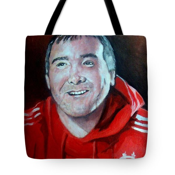 Axel Foley Tote Bag