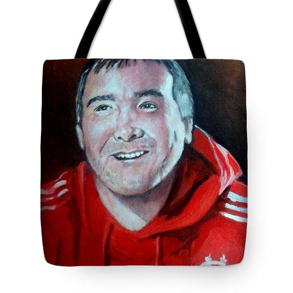 Axel Foley Tote Bag