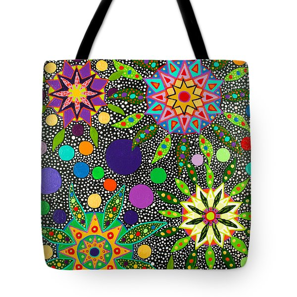 Ayahuasca Vision May 2015 Tote Bag