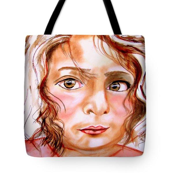 Ayse Tote Bag