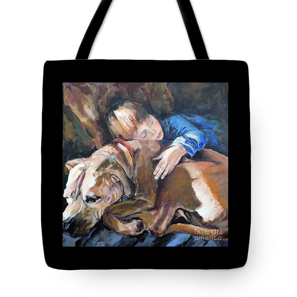 Ayvre And Jazzy  Tote Bag