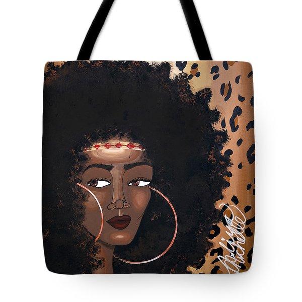 Azima Tote Bag