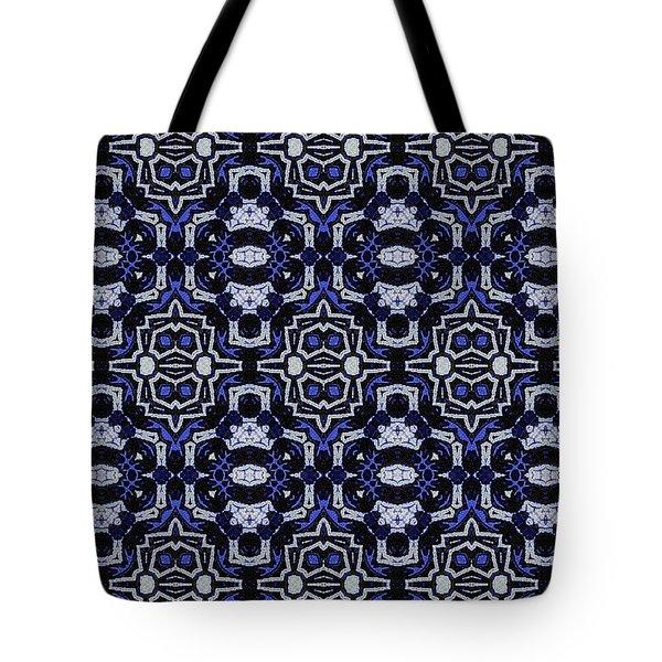 Azule -11- Tote Bag