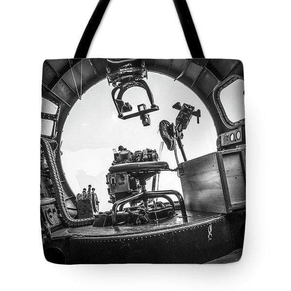 B-17 Bombardier Office Tote Bag