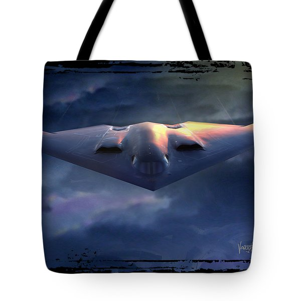 B-2 Spirit No. 1 Tote Bag
