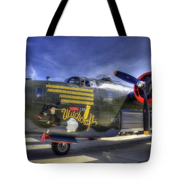B-24 Tote Bag
