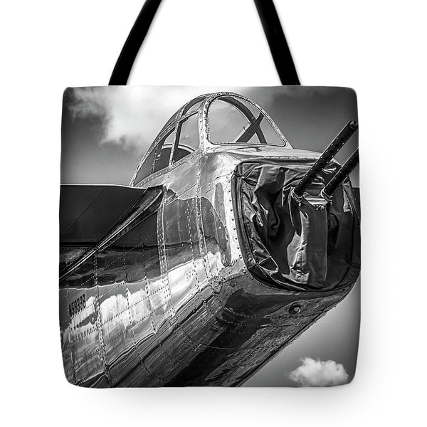 B-25 - Bw Series Tote Bag
