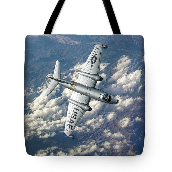 B-57a Canberra  Tote Bag