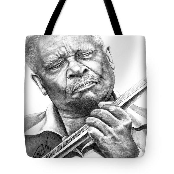 B B King Tote Bag by Murphy Elliott