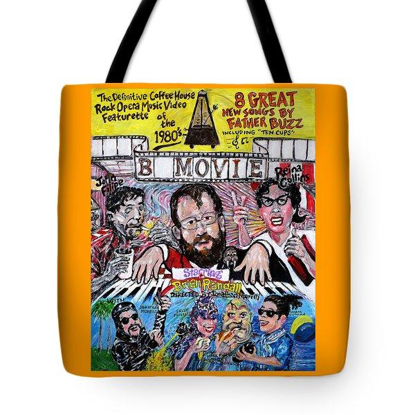 B Movie Tote Bag
