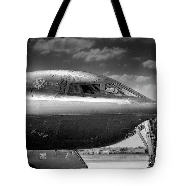 B2 Spirit Bomber Tote Bag