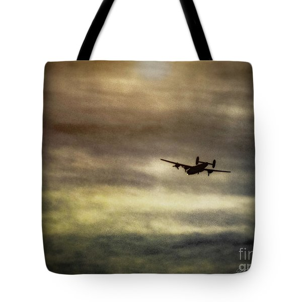 B24 In Flight Tote Bag