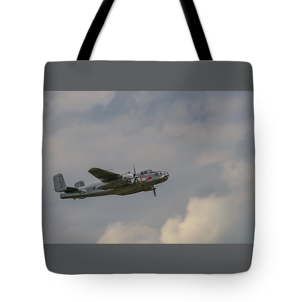 B25j Mitchell Tote Bag