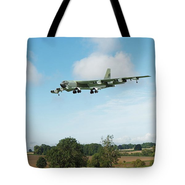 B52 Stratofortress Tote Bag