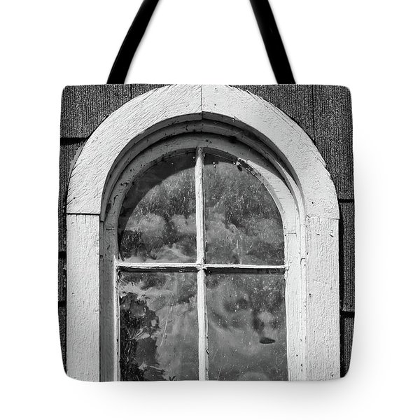 Tote Bag featuring the photograph Babcock Window 2273 by Guy Whiteley