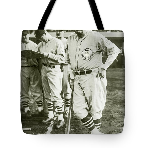 Babe Ruth All Stars Tote Bag