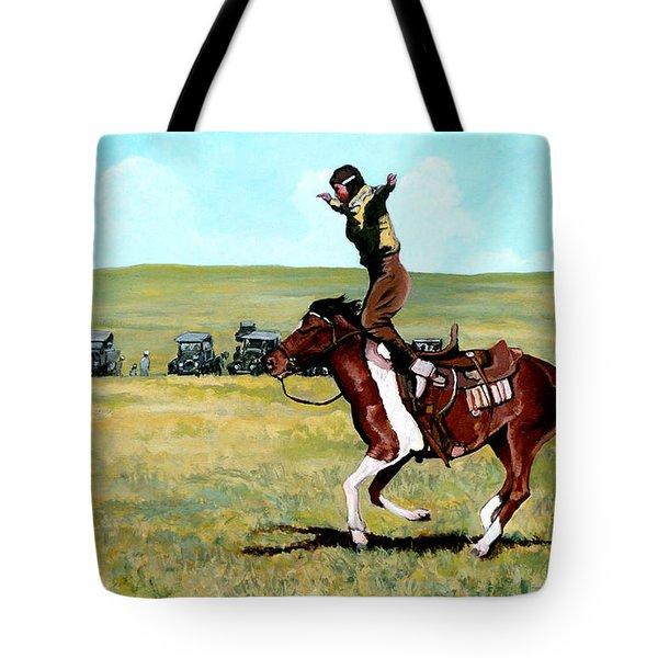 Babette Rides Again Tote Bag