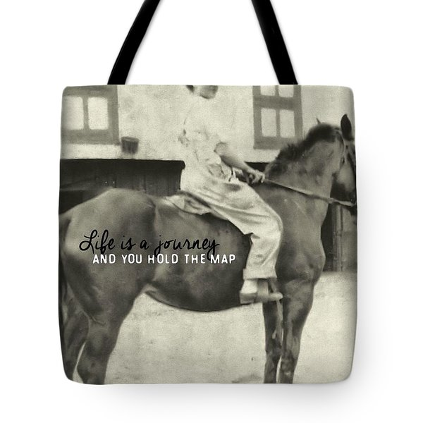 Babi And Bill Quote Tote Bag