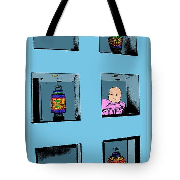Baby Art Tote Bag