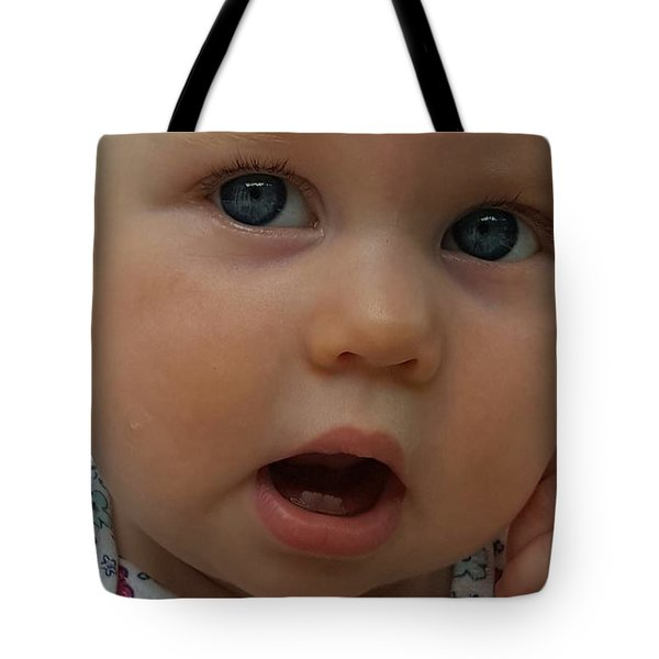 Baby Beauty Tote Bag