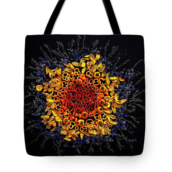 Baby Bell Peppers Tote Bag
