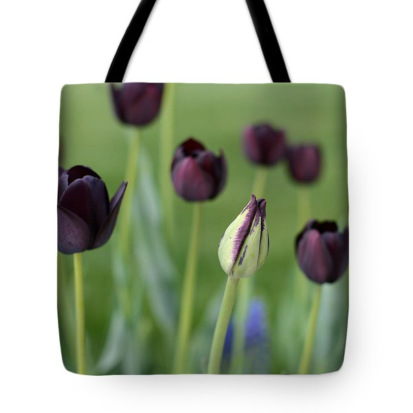 Tote Bag featuring the photograph Baby Bloomer by Linda Mishler
