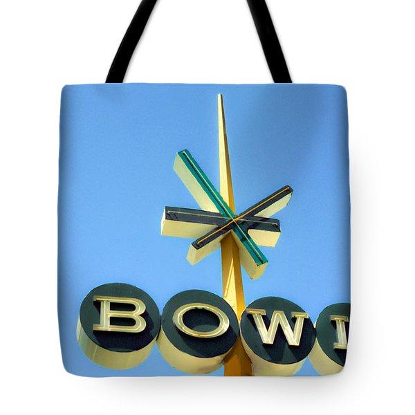 Baby Blue Bowl Tote Bag