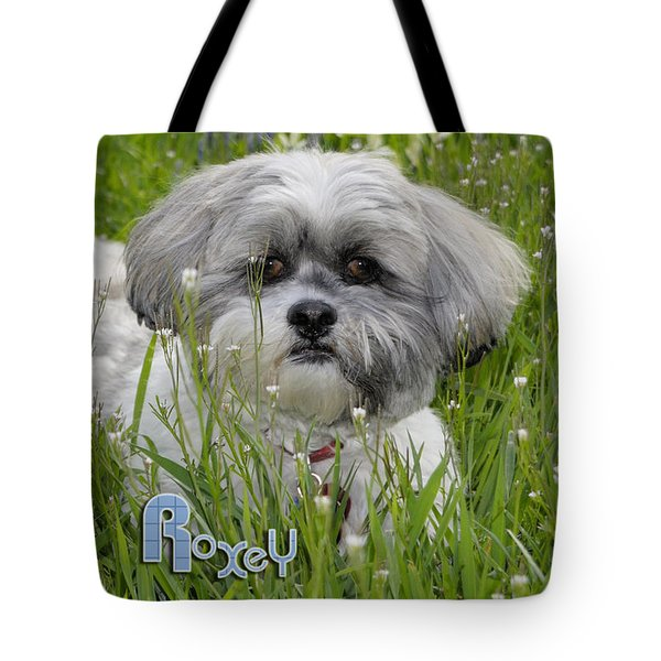 Baby Breath Tote Tote Bag by Arthur Fix