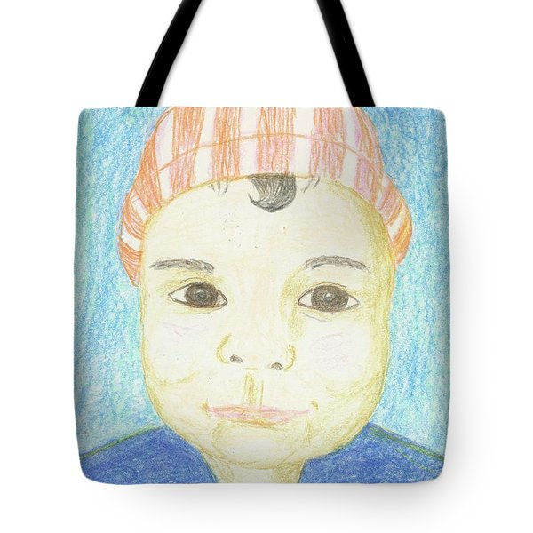 Baby Catherine Tote Bag