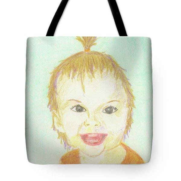 Baby Cupcake Tote Bag