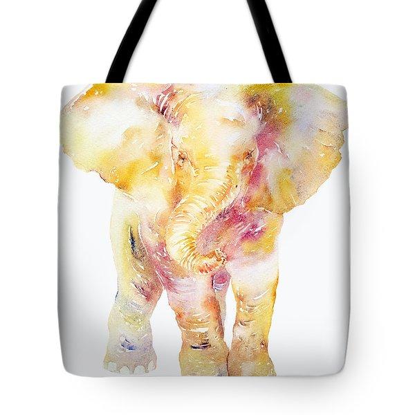 Baby Ellie Tote Bag