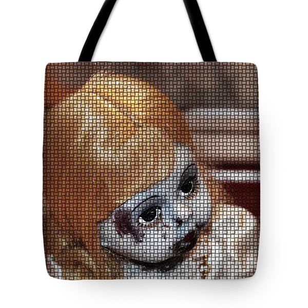 Baby Girl Two Tote Bag
