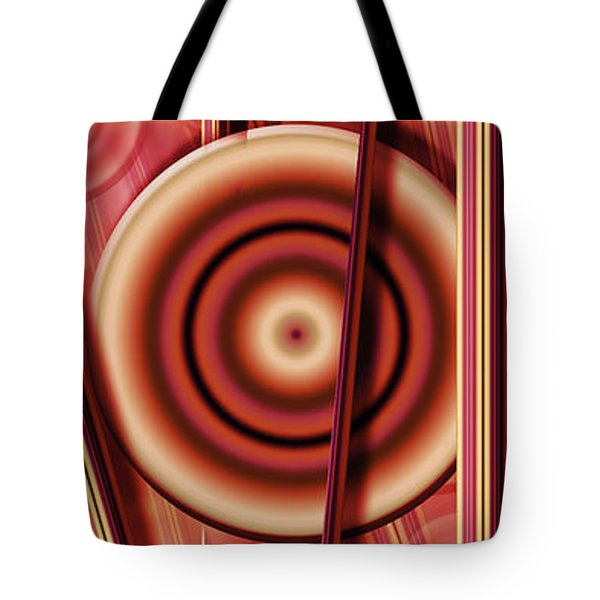 Baby Got A Ball IIi Tote Bag by Steve Sperry