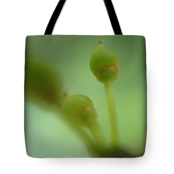Baby Grapes Tote Bag