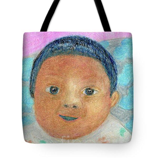 Baby Isabella Tote Bag
