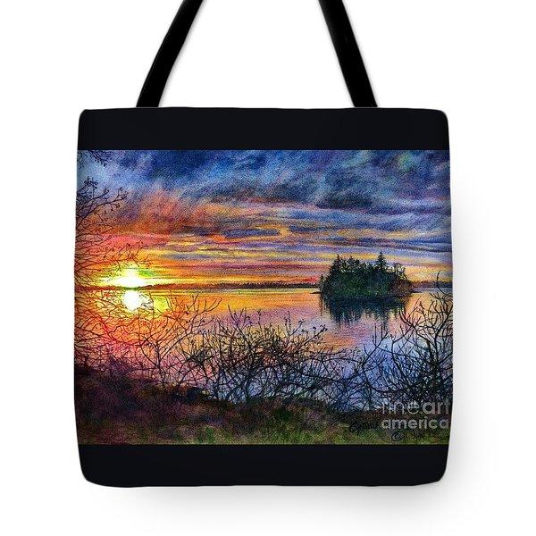 Baby Island Glory Tote Bag