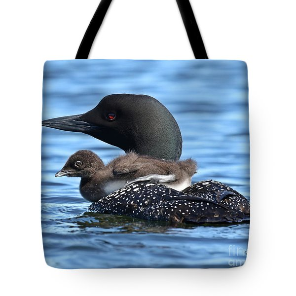 Baby Loon Pram Tote Bag