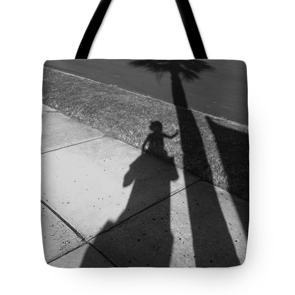 Baby Palm Tote Bag by WaLdEmAr BoRrErO