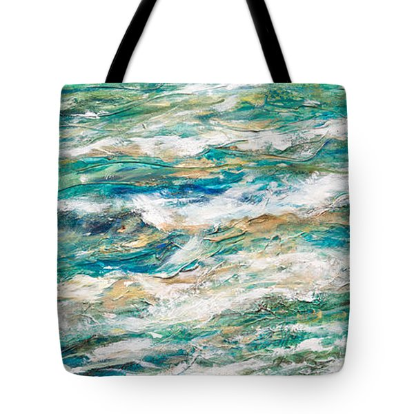 Baby Sea Turtle II Tote Bag