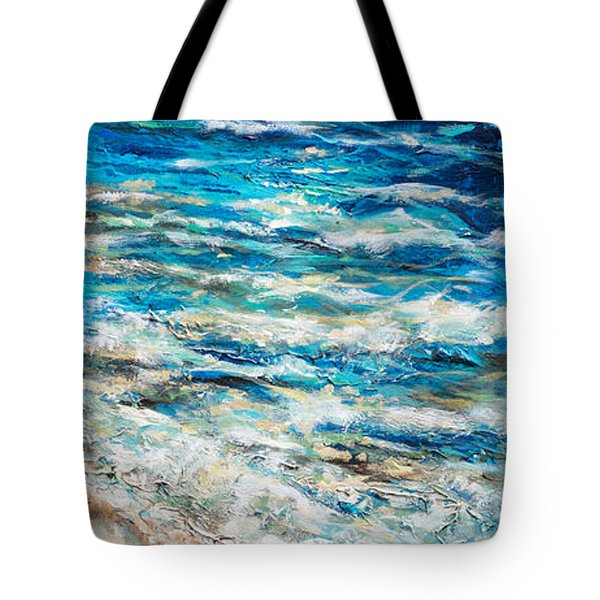 Baby Sea Turtles I Tote Bag