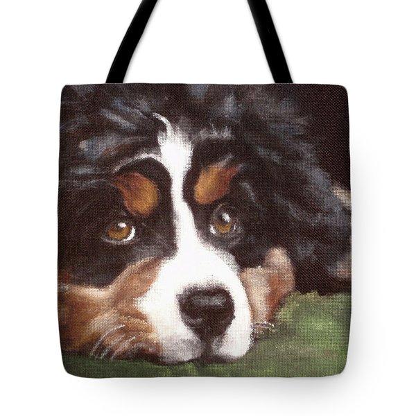 Baby Tess Tote Bag