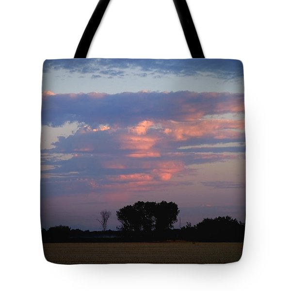 Baby Thunderstorm Tote Bag
