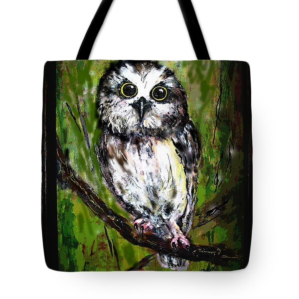 Baby's Eyes Tote Bag