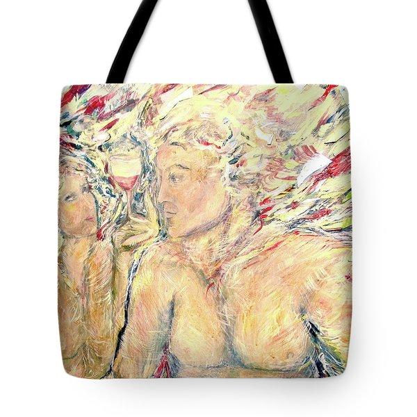 Bacchus  Tote Bag