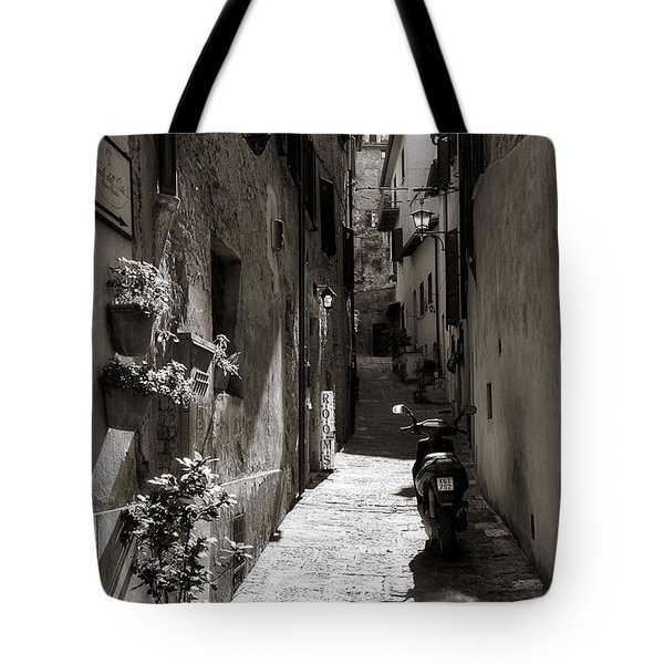 Back Alley 1 Tote Bag