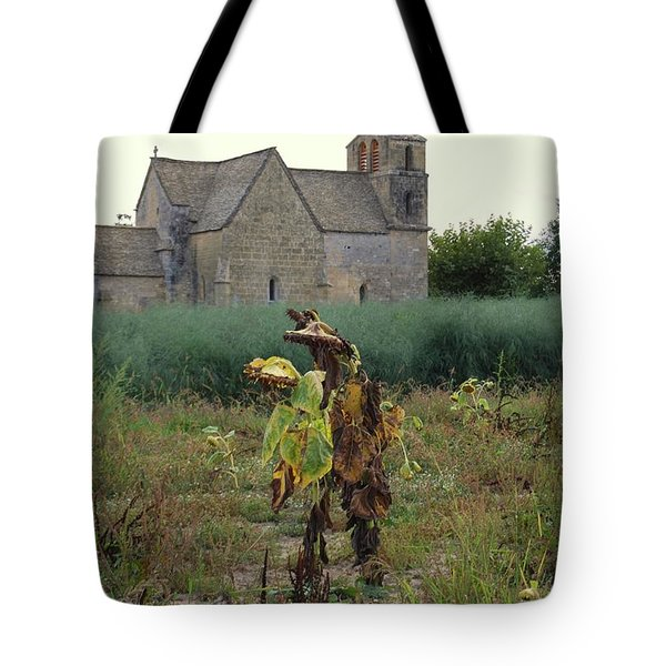 Back From Church Tote Bag