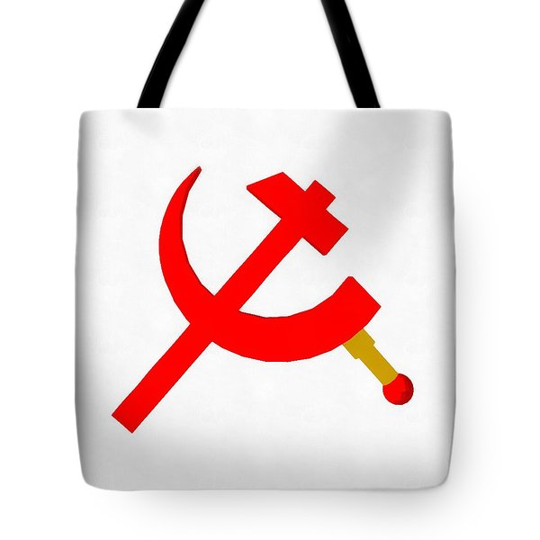 Back In The Ussr By Pierre Blanchard Tote Bag