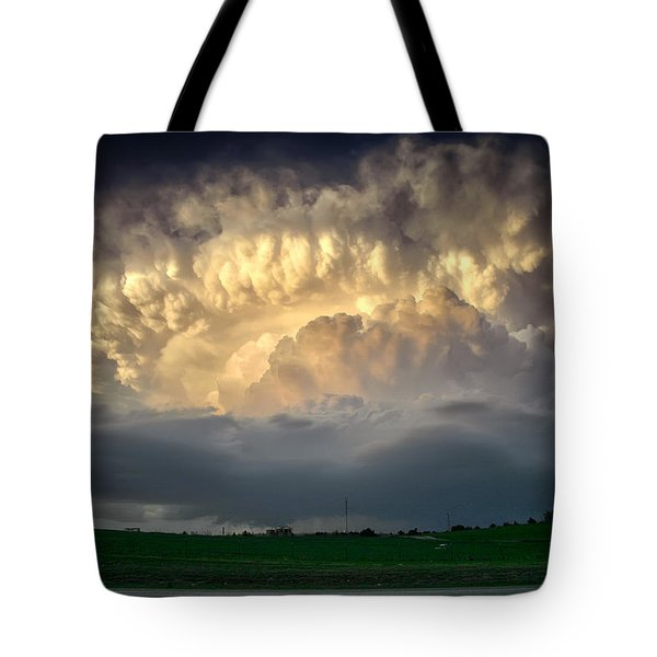 Back Of The Beast Tote Bag