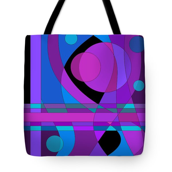 Back Room Blues Two Tote Bag