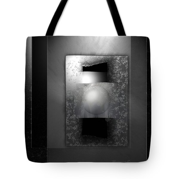 Back To It Tote Bag